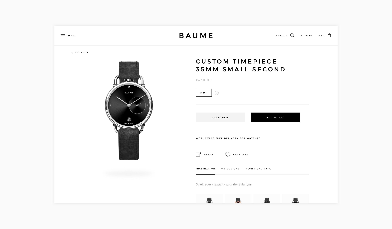 Baume Screen 4